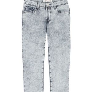 """J Brand acid wash jeans in """"X-ray"""""""